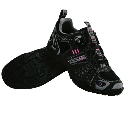 Chaussure Scott Trail Boa Femme black