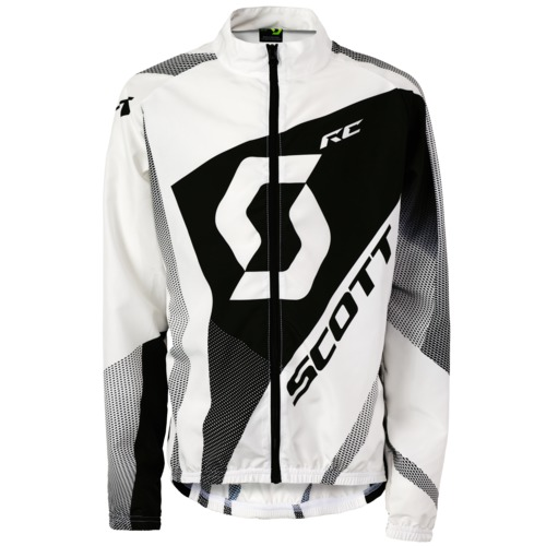 Veste Windbreaker Junior Scott RC white/black