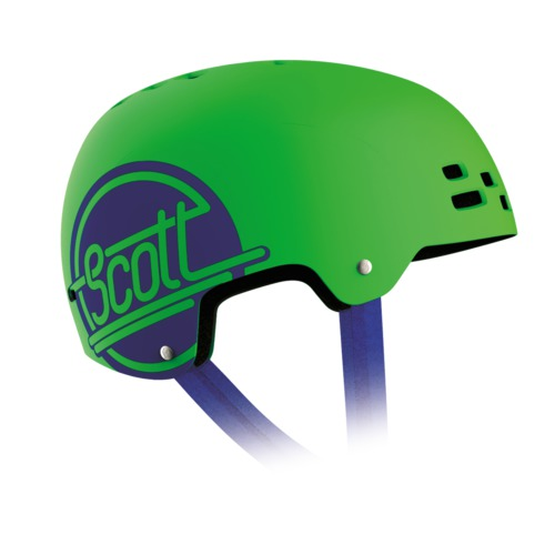 Casque Scott Jibe (CE) orange matt