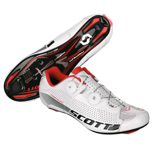 Chaussures Scott Route Premium grn/bl gloss