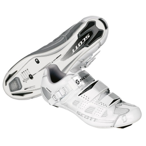 Chaussures Scott Route Pro Femme wh/sil gloss