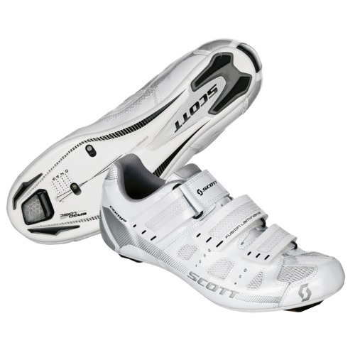 Chaussures Scott Route Comp Femme white gloss
