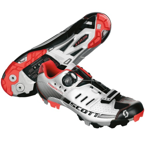 Chaussures Scott VTT Team Boa bl/lim gn gl