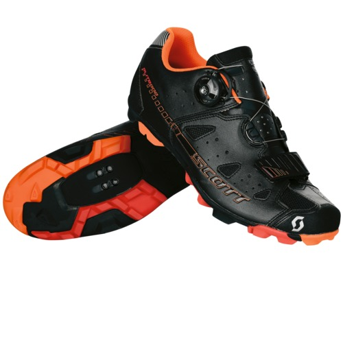 Chaussures Scott VTT Elite Boa black