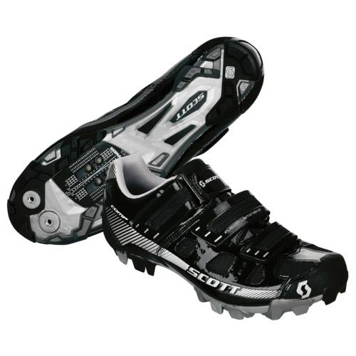 Chaussures Scott VTT Comp Femme black gloss