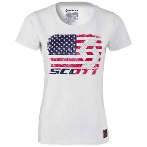 T-shirt Femme Scott Peach Lake 5 manches courtes
