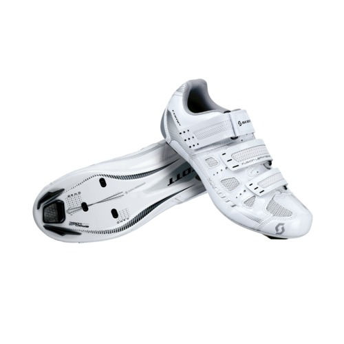 Scott Chaussure Route Comp Femme white gloss