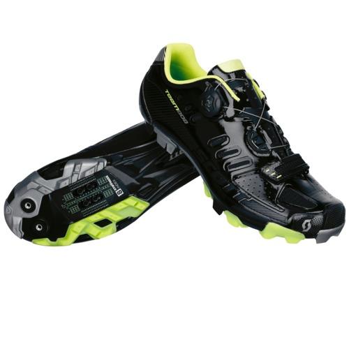 Chaussures VTT Team Boa dk grey/blck