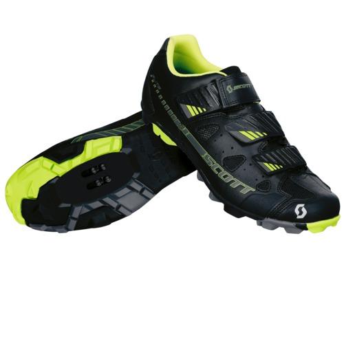 Scott Chaussure VTT Elite blk/lime grn