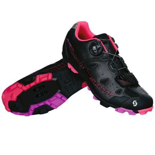 Scott Chaussure VTT Elite Boa Femme black/pink