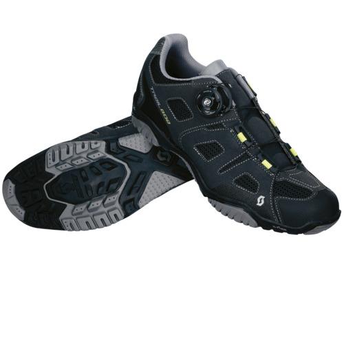 Scott Chaussure Trail Boa Evo blk/lime grn
