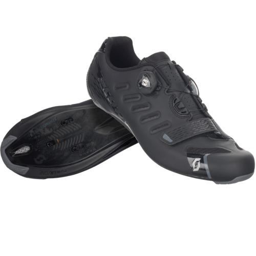 Scott Chaussures Road Team Boa mt bk/gls bk