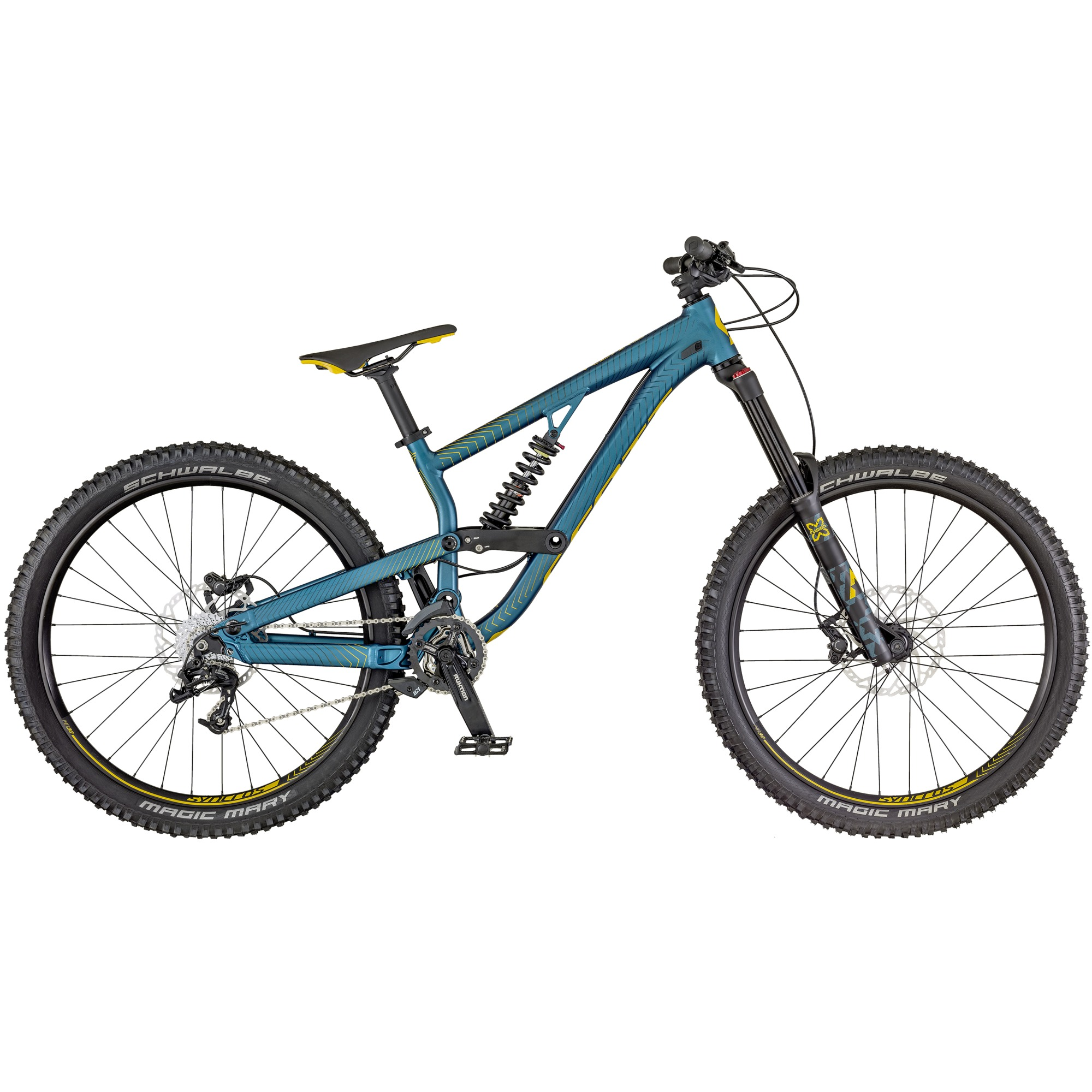 SCOTT Voltage FR 720 Bike L - Zweirad Homann