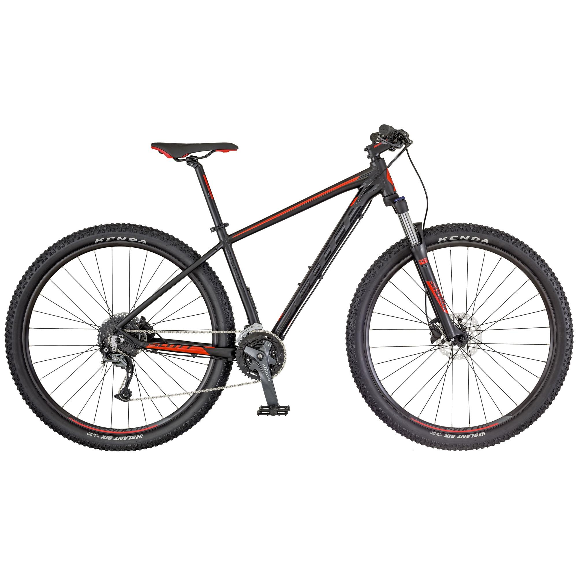 SCOTT Aspect 940 Bike schwarz/rot (KH) XL - Zweirad Homann