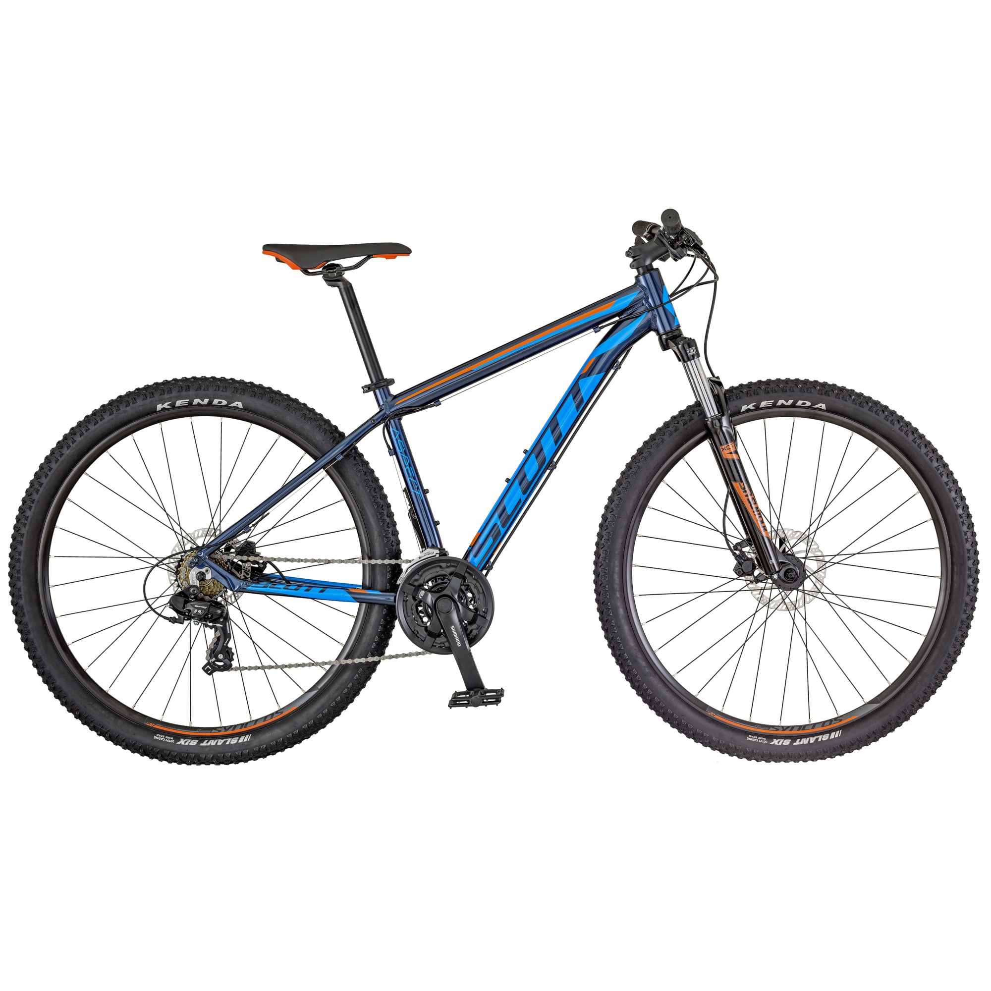 SCOTT Aspect 760 Bike blau/orange L - Zweirad Homann