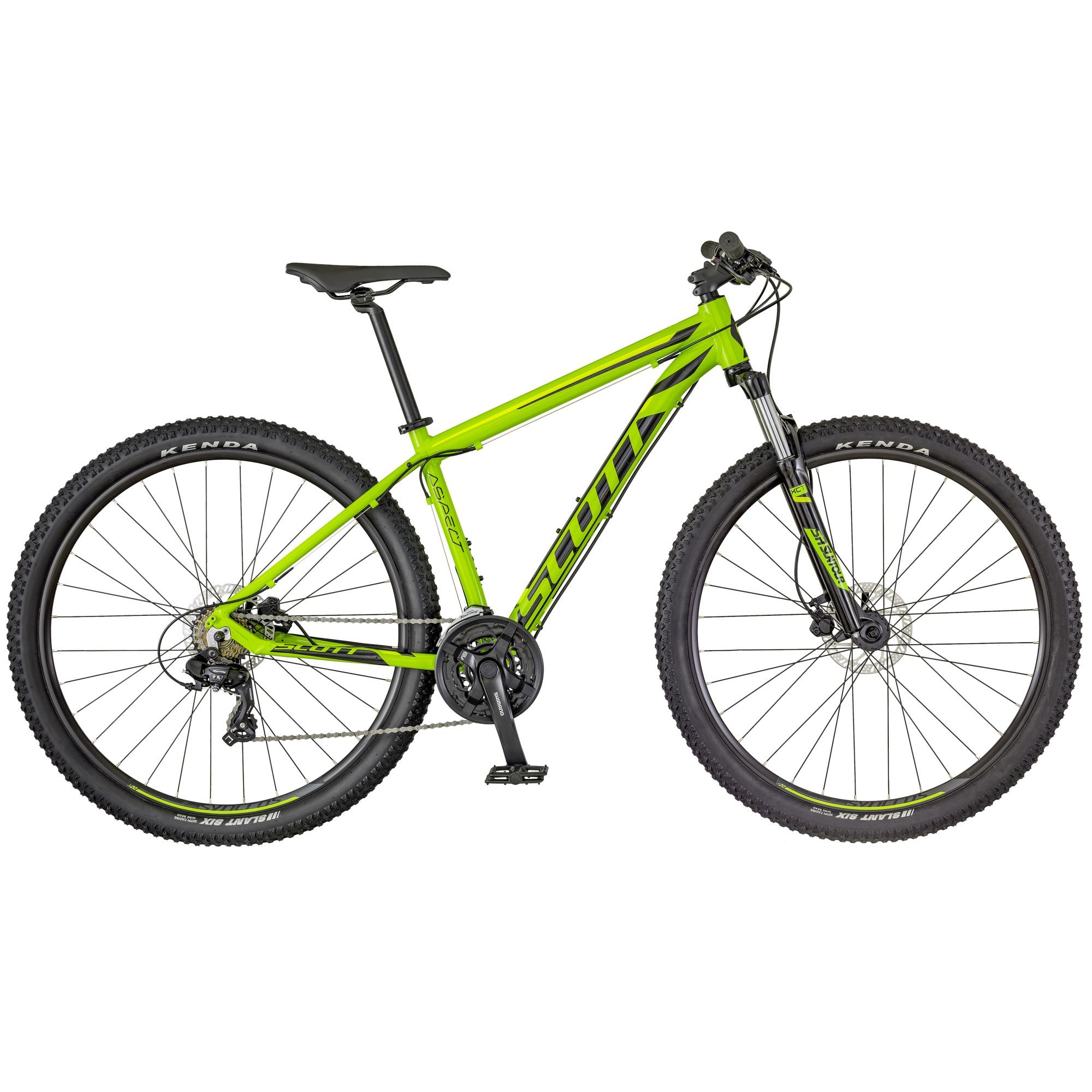 SCO Aspect 760 Bike grün/gelb S - Zweirad Homann