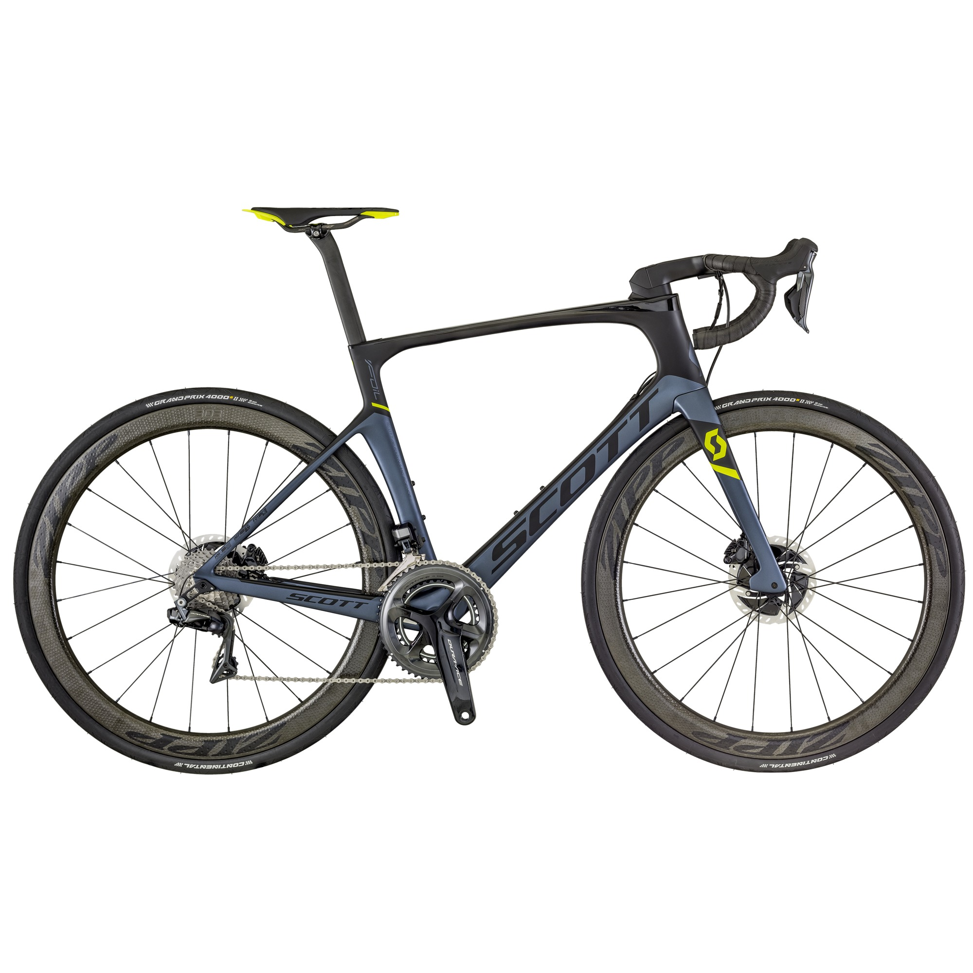 SCOTT Foil Premium Disc Bike 2XL61 - Zweirad Homann
