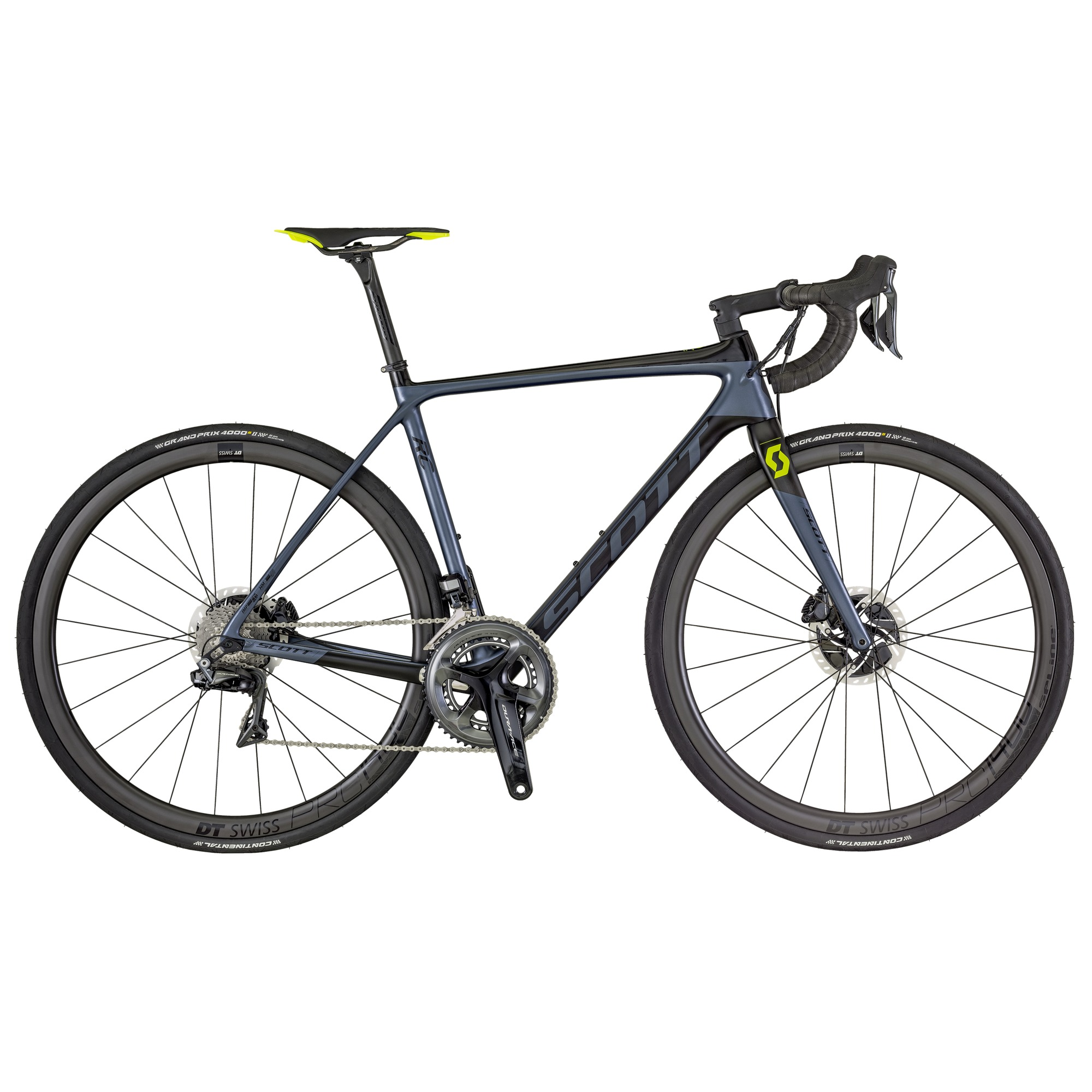 SCOTT Addict RC Premium Disc Bike L56 - Zweirad Homann