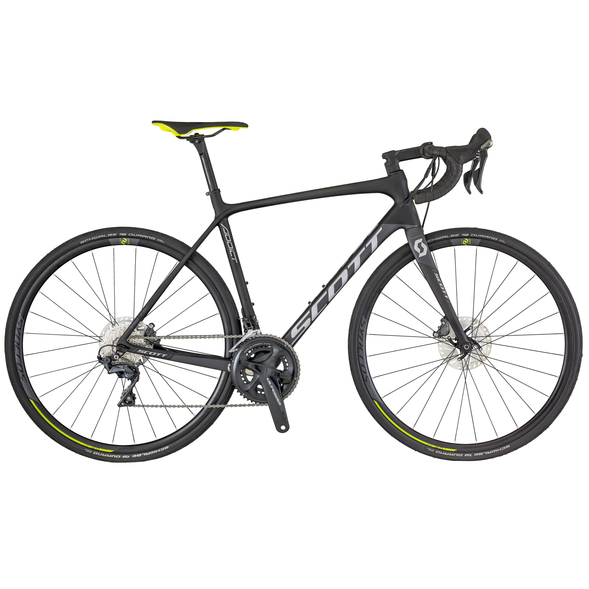 SCOTT Addict 10 Disc Bike M54 - Zweirad Homann