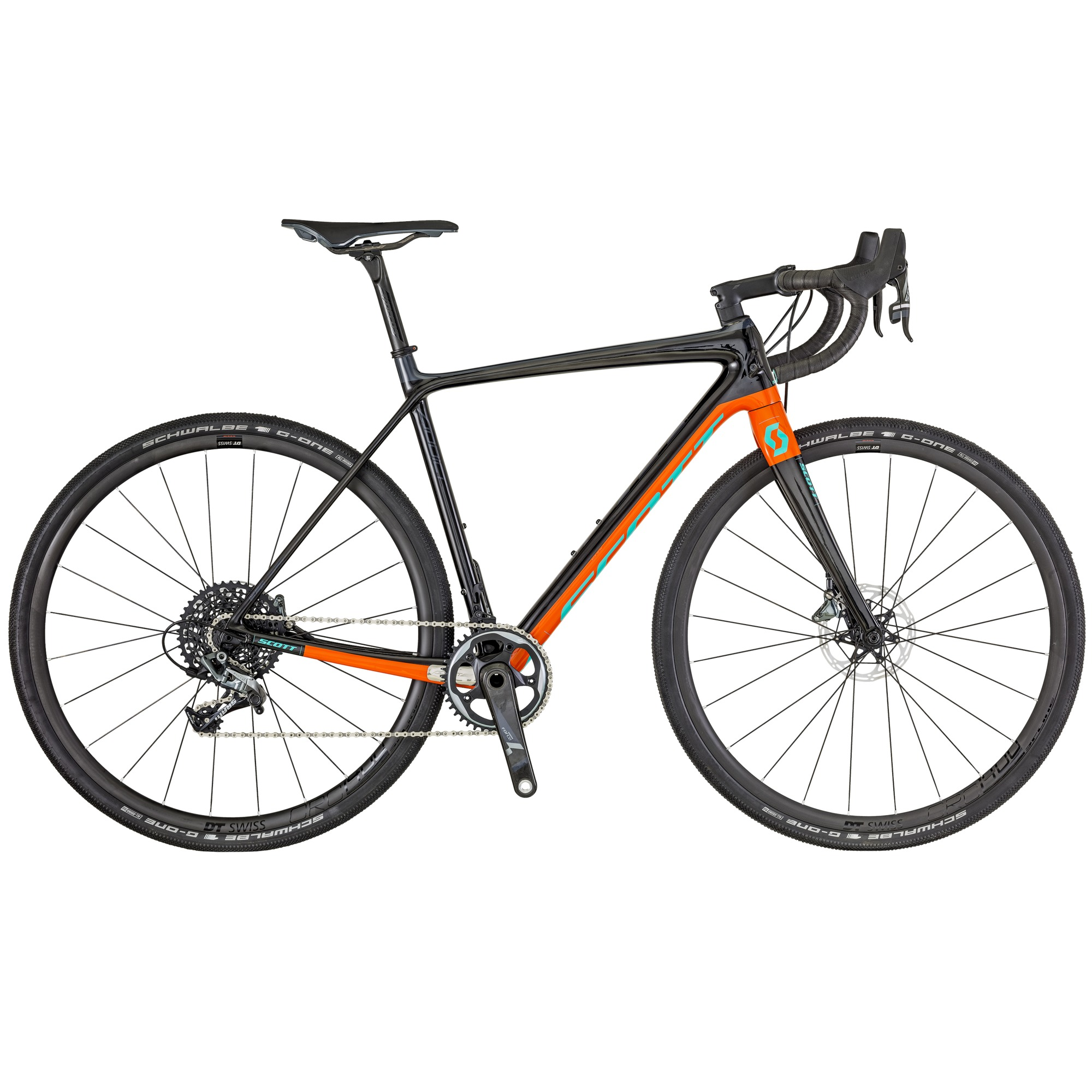 SCOTT Addict Gravel 10 Disc Bike M54 - Zweirad Homann