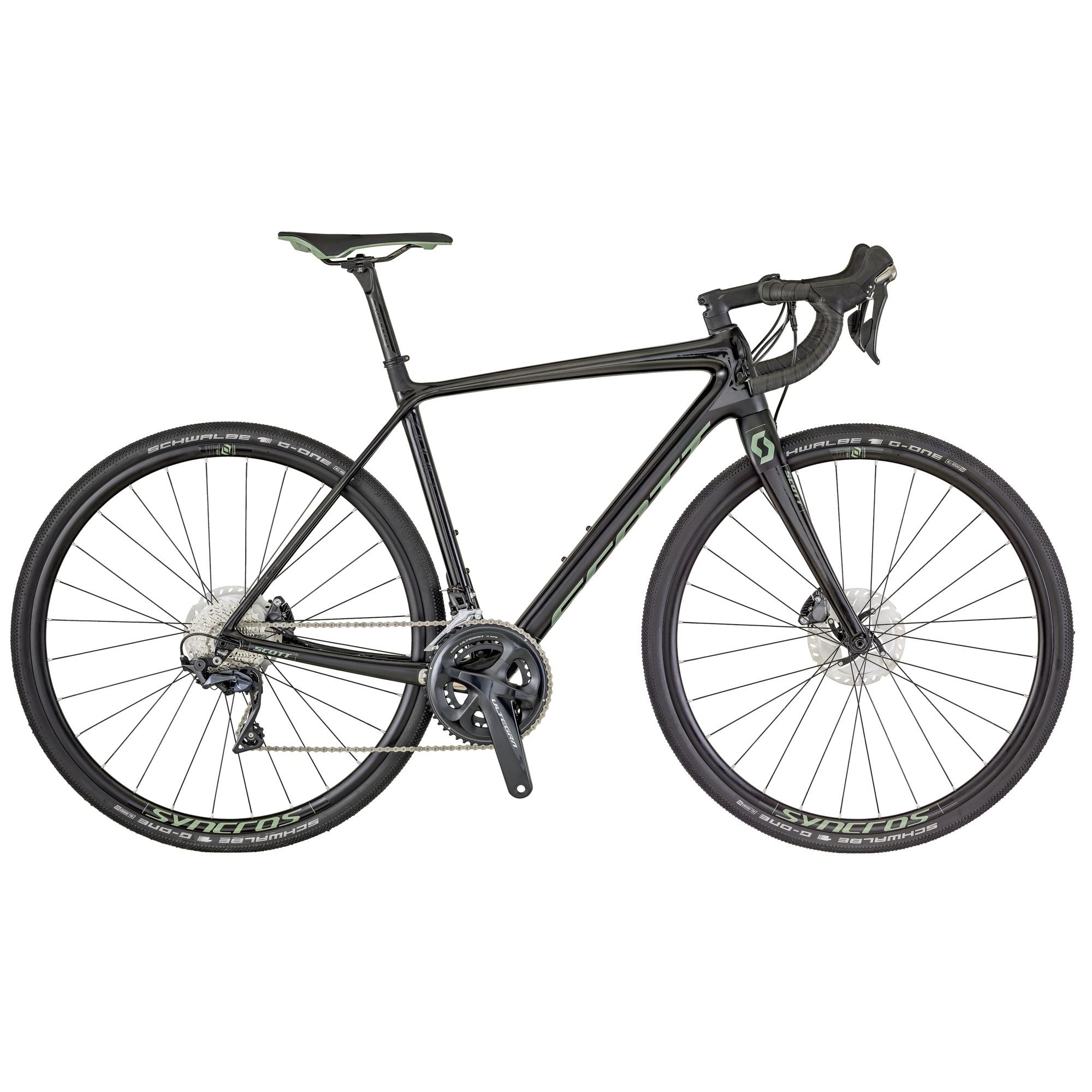 SCOTT Addict Gravel 20 Disc Bike L56 - Zweirad Homann