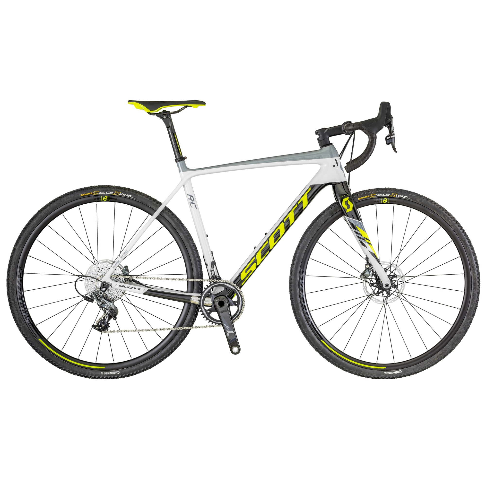 SCOTT Addict CX RC Disc Bike XS49 - Zweirad Homann