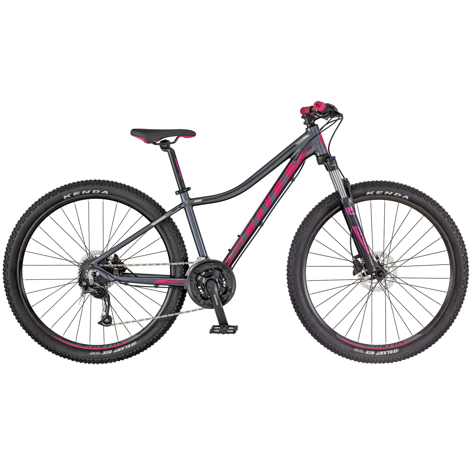 SCOTT Contessa 720 Bike black/pink L - Zweirad Homann