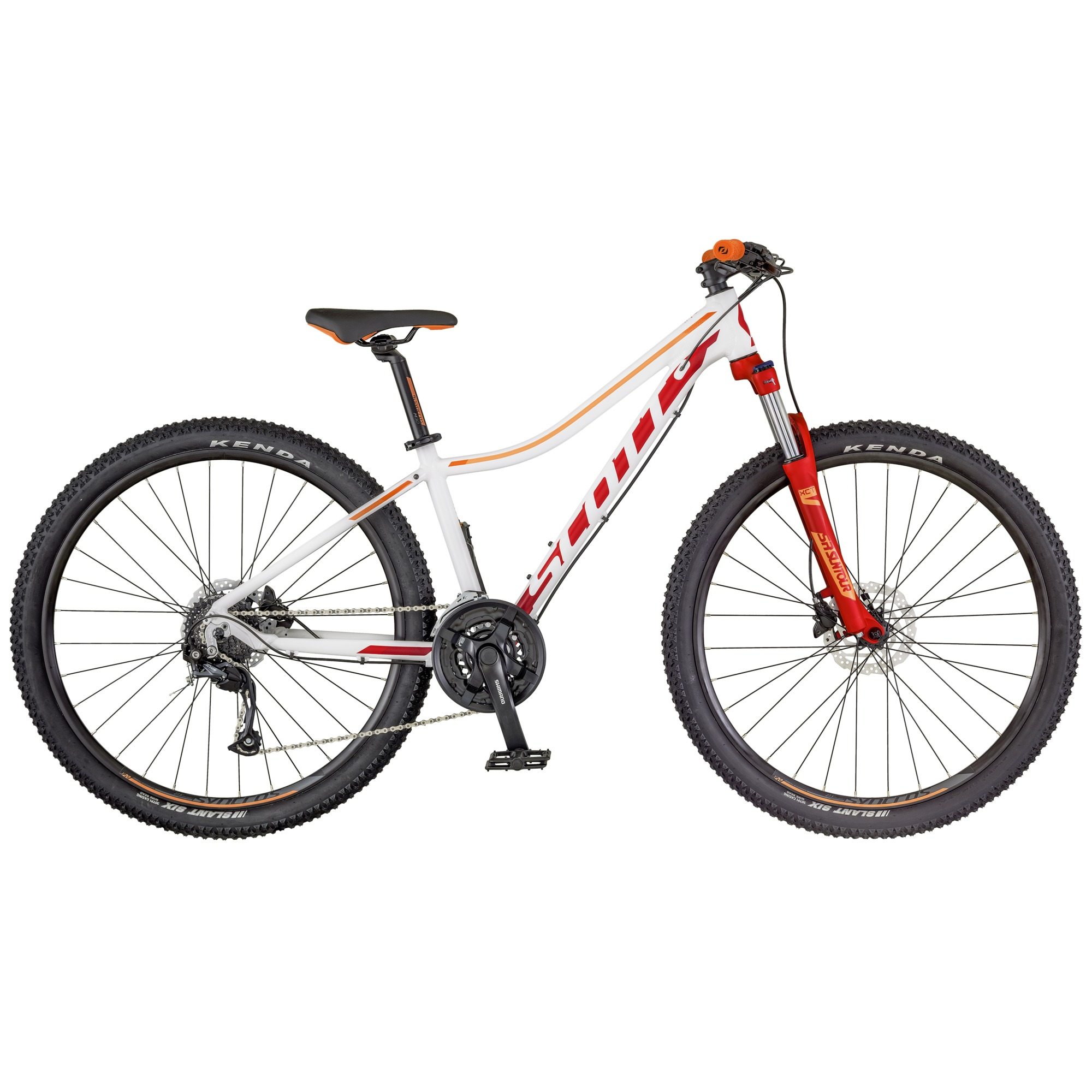 SCOTT Contessa 720 Bike white/peach S - SCOTT Contessa 720 Bike white/peach S