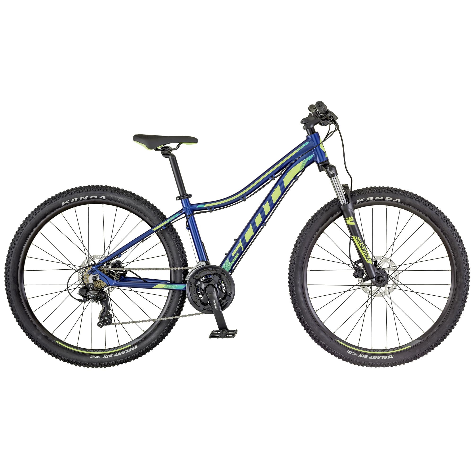 SCOTT Contessa 730 Bike blue/teal L - Zweirad Homann