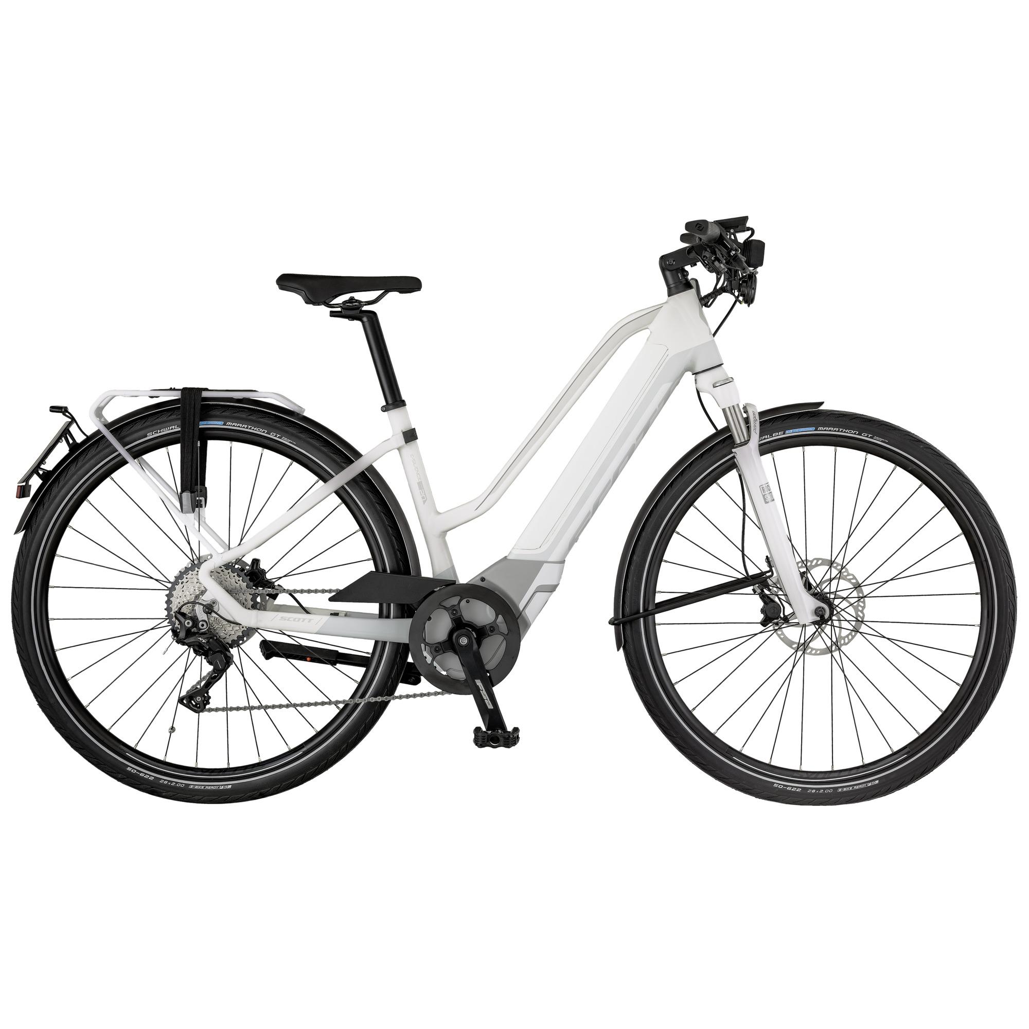 SCOTT E-Silence Speed 20 Damenfahrrad M - Zweirad Homann