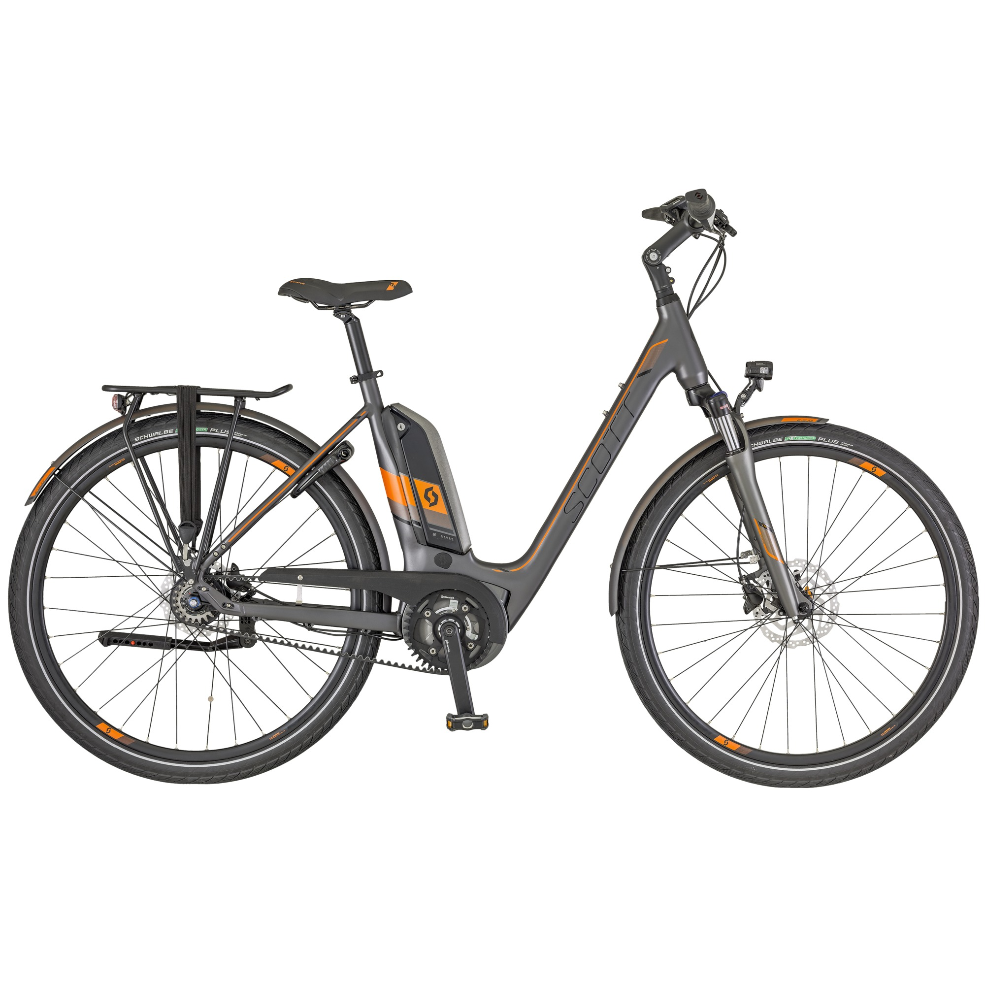 SCOTT E-Sub Tour Unisex-Bike (Riemenantrieb) L - Zweirad Homann