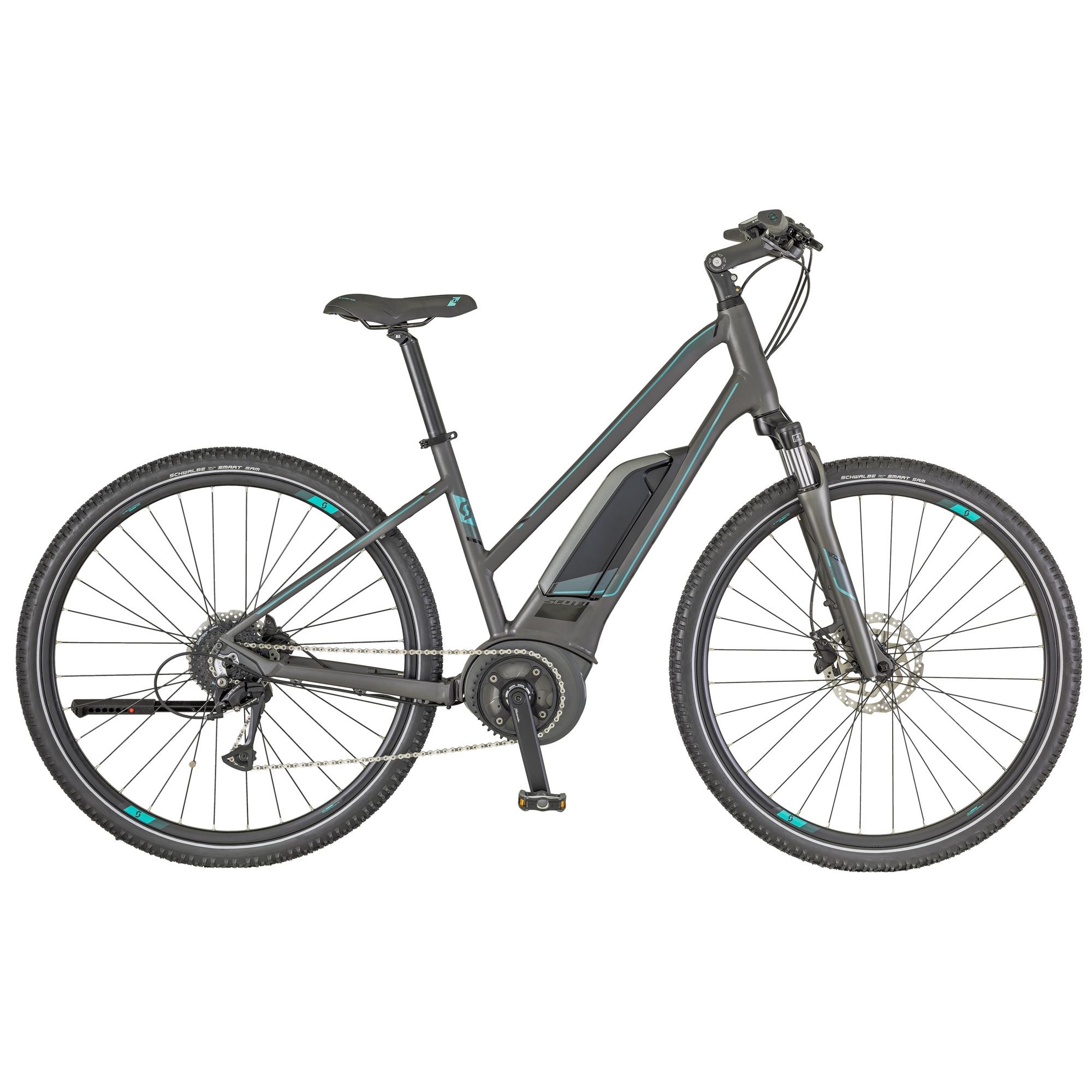 SCOTT E-Sub Cross 20 Damenfahrrad S - Fahrrad online kaufen | Online Shop Bike Profis