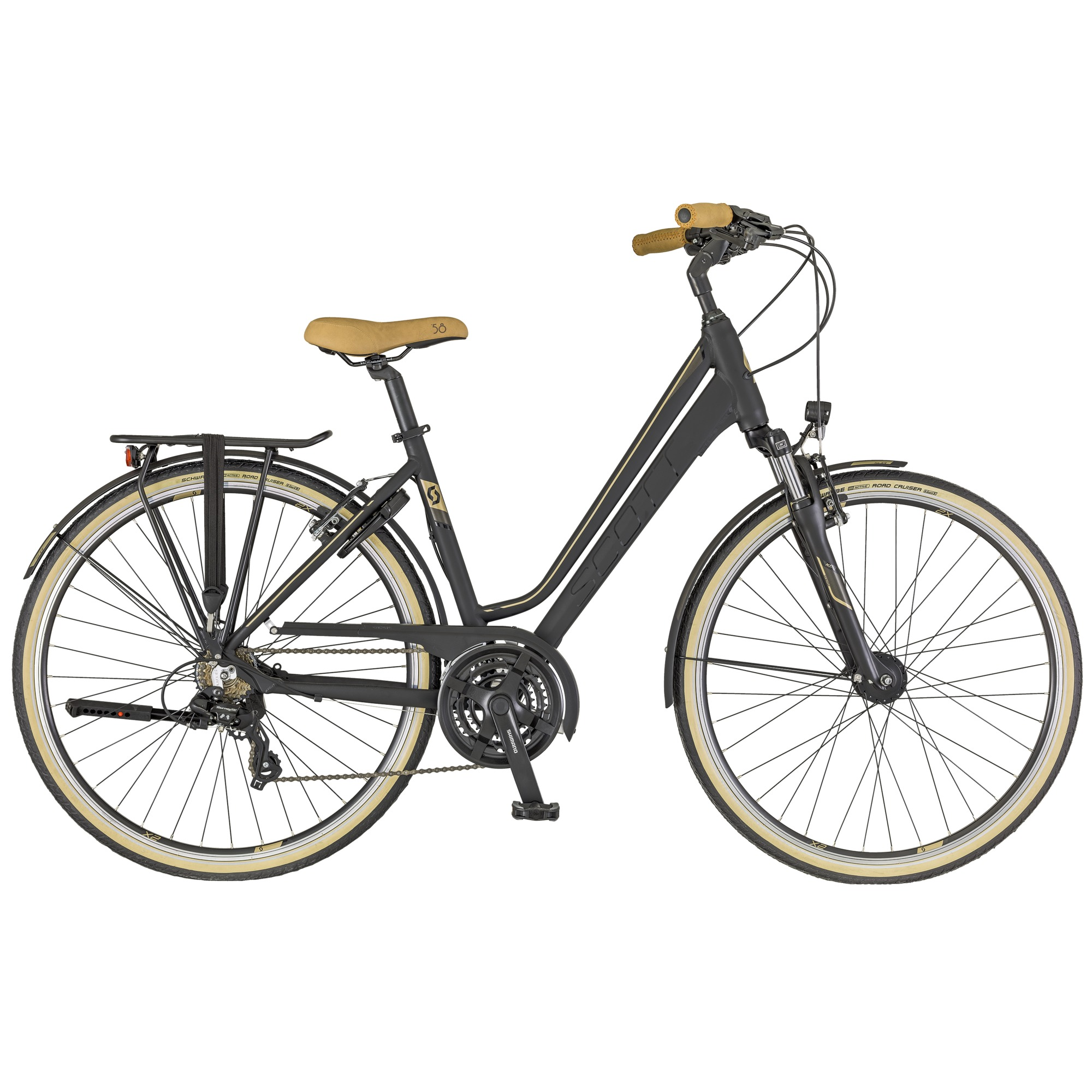 SCOTT Sub Comfort 20 Unisex Bike M - SCOTT Sub Comfort 20 Unisex Bike M