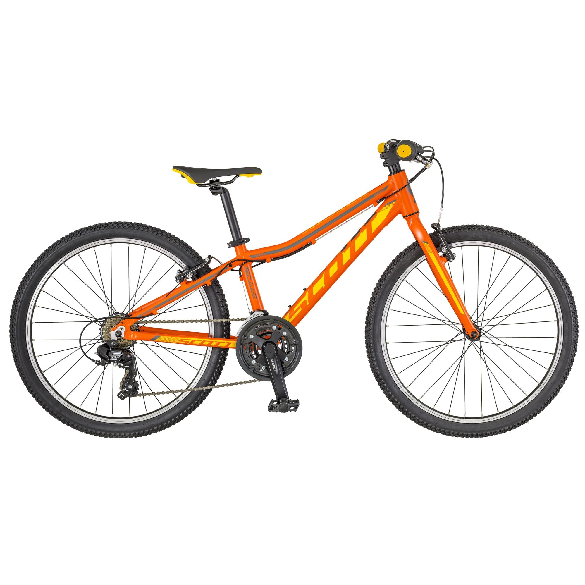SCOTT Scale JR 24 Bike mit Starrgabel 24