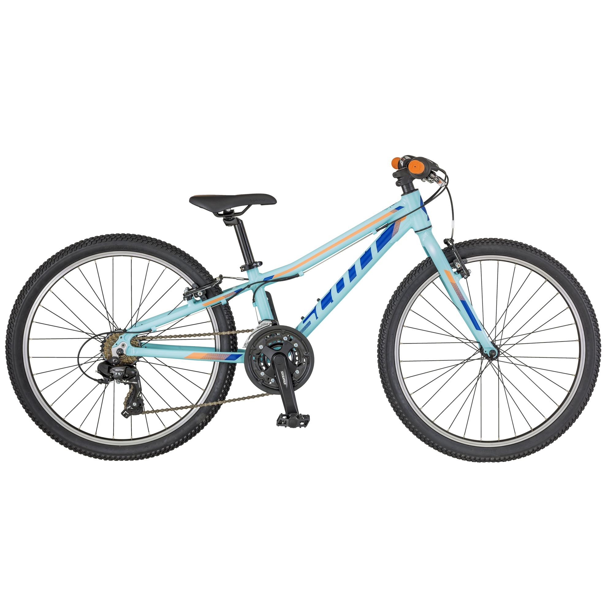 SCOTT Contessa JR 24 Bike mit Starrgabel 24