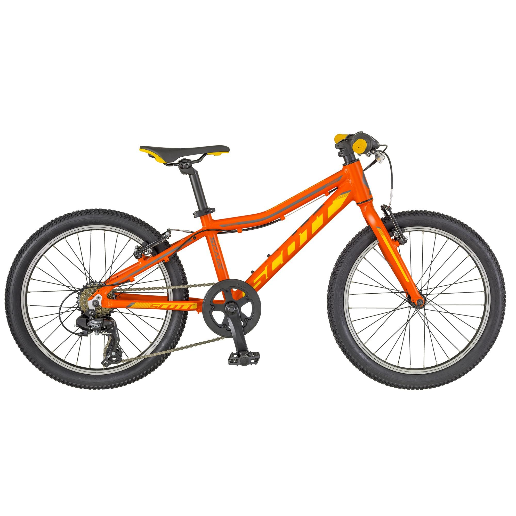 SCOTT Scale JR 20 Bike mit Starrgabel 20