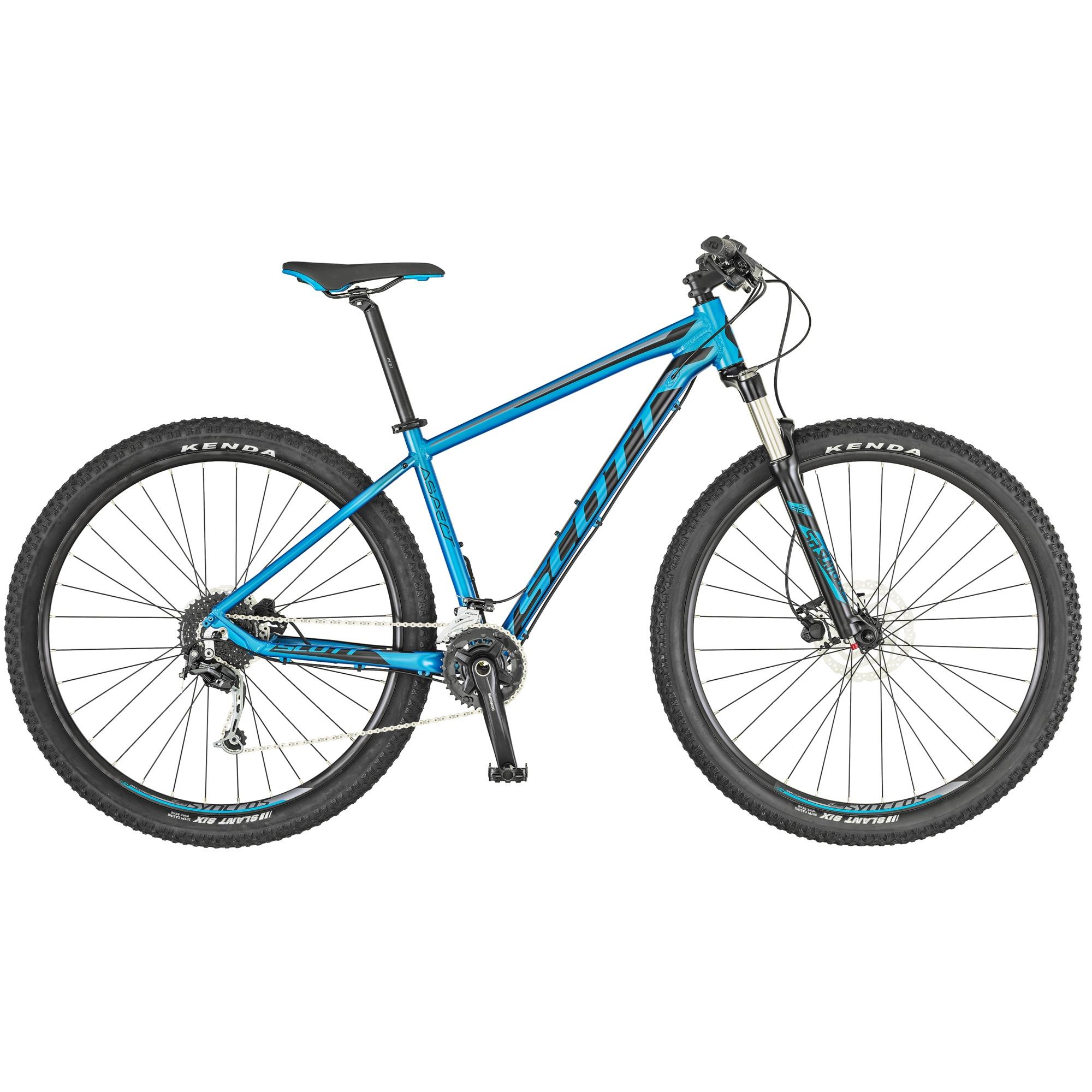 SCOTT Aspect 930 Blue/Grey Bike L - SCOTT Aspect 930 Blue/Grey Bike L