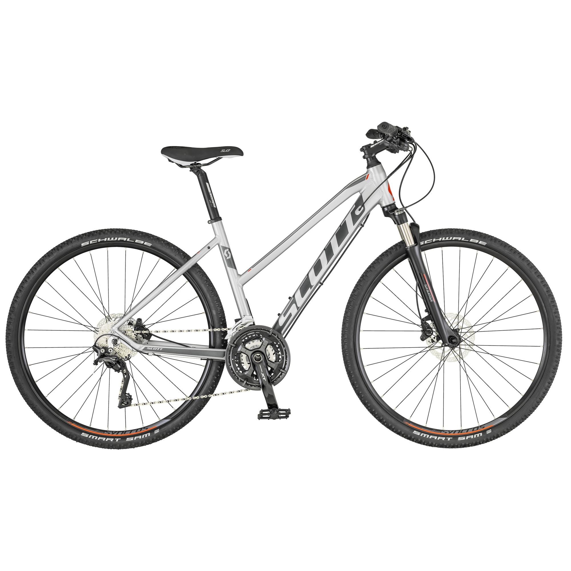 SCOTT Sub Cross 10 Lady Fahrrad M - Fahrrad online kaufen | Online Shop Bike Profis
