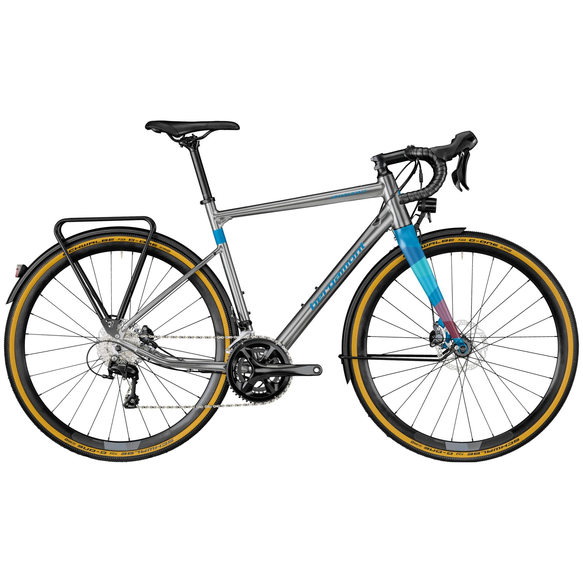 Bergamont Grandurance RD 7.0 - 2018